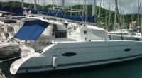 Fountaine Pajot Lipari 41 in the BVI
